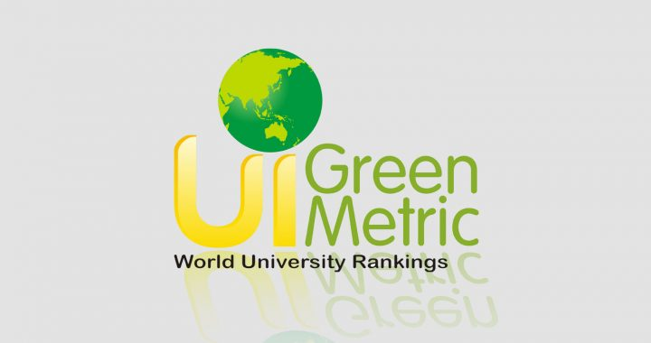 In frame: UI GreenMetric's logo | Image source: UI GreenMetric Official Website