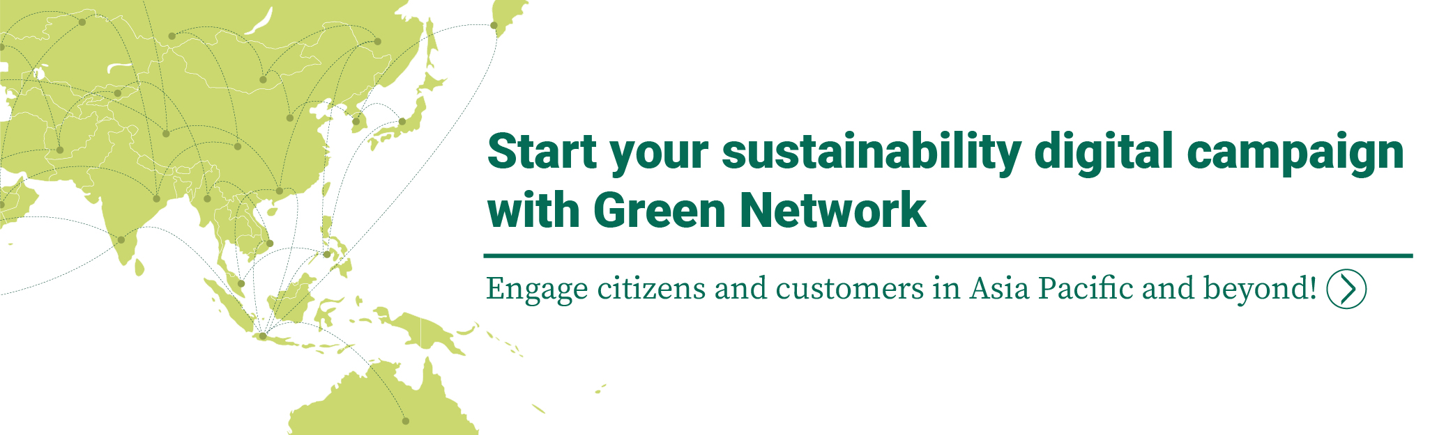 Start your sustainability digital campaign with Green Network